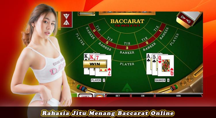 Rahasia Jitu Menang Baccarat Online